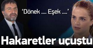 Tuğçe Kazaz'dan Ahmet Hakan'a Tokat Gibi Sözler! DÖNEK!