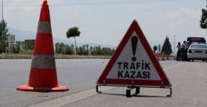 Ülkede Bugün Meydana Gelen Kazalarda 13 Kişi Yaralandı