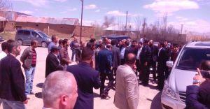 VAN'da HDP Yine AK Parti'ye Saldırdı!