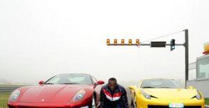 Arabadan motora, Usain Bolt'tan çitaya
