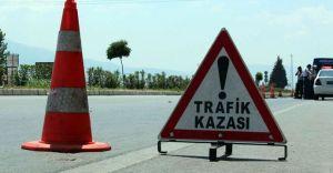 İncirliova'da Motosiklet Kazası 1 Ölü