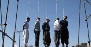İran'da 6 Ayda 694 Kişi İdam Edildi