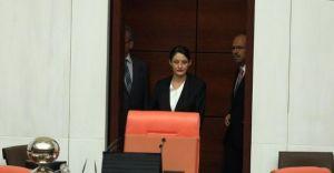 Şafak Pavey'in TBMM'de İlk Başkanlığı