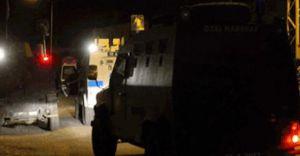 Siirt'te Hain Tuzak! Benzin İstasyonuna Molotof Polise Uzun Namlulu Silah!