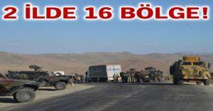 Ağrı ve Tendürek Dağları ile Tunceli Bölgesi Askeri Güvenlik Alanı İlan Edildi