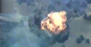 GENELKURMAY: Hakkari'de 17 hedef vuruldu