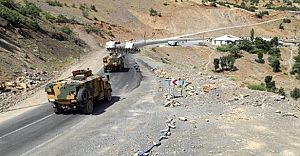 Hakkari'de Sıcak Saatler! Çukurca'da Çatışmalar Sürüyor