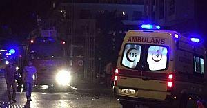 Kemer'de Çıkan Yangından Çok Sayıda Turist Etkilendi