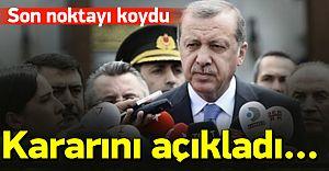 ve Erdoğan Seçim Konuşmalarına Son Noktayı Koydu Tarihi Açıkladı