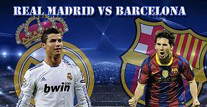 Real Madrid Barcelona maçı ne zaman saat kaçta hangi kanalda şifreli mi?
