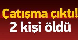 (Video Haber) Hakkari'de Çatışma! 2 PKK'lı Öldürüldü!