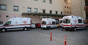 Sakarya'da Fabirka İşçileri Zehirlenerek Hastanelere Akın Etti
