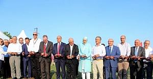 Tekirdağ'da Tarım ve Teknoloji Günleri Fuarının Açılışı Yapıldı