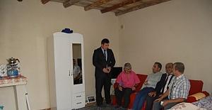 Bitlis'te Engelli Vatandaşa Ev Verildi