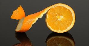 Portakal Kabuğu Üreticisini Mutlu Ediyor