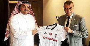 Katar Savunma Bakanı'ndan Beşiktaş'a Milyar Dolarlık Destek!