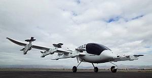 Uçan Taksi İçin Büyük Adım! Resmen Tanıtıldı