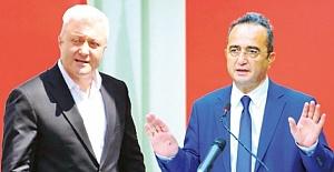 CHP'de Liste Krizi Devam Ediyor! Bülent Tezcan'ı Yumrukladı!