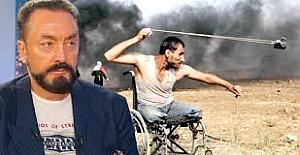 İsrail Destekçisi Adnan Oktar Gazze Katliamını Kınamadı!
