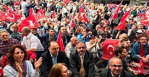 CHP'de 'İnce' Eylemi! Genel Merkez Kılıçdaroğlu'na Destek İstedi!