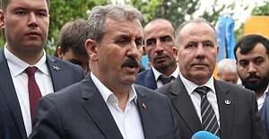 Mustafa Destici'den Kandil Operasyonu Açıklaması!