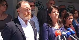 Pervin Buldan: Süleyman Soylu Arayıp 'Size Yaşama Şansı Yok' Dedi