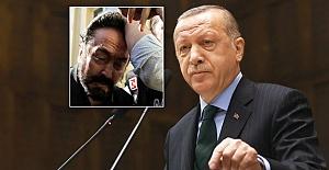 Erdoğan,Adnan Oktar'la İlgili İlk Kez Konuştu:Çok Ahlaksız Bir Tip!