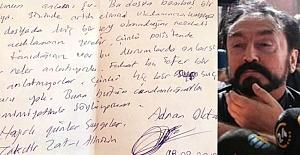 Adnan Oktar'dan Mektup! Oktar'ın Medyadaki Güvenilir Adamı Kim?