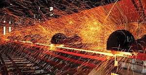 Ham Çelik Üretiminde Yükseliş Meydana Geldi