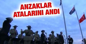 ANZAK'LARDAN ŞAFAK Ayini! Şoke BOMBA Görüntüler