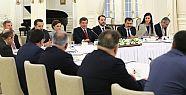 Başbakan Davutoğlu'nun Başkanlığında Toplanan Cerattepe Toplantısı Sona Erdi