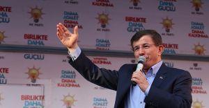 Başbakan: Karşımızda Bir CEPHE Var İçinde CHP,MHP HDP ve Parallel Var!