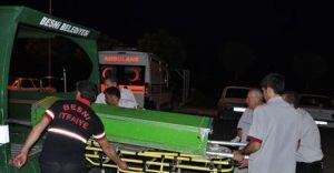 Besni'de Kadın Cinayeti! Kurşun Yağmuruna Tutuldu