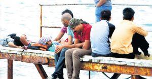 Bodrum'daki Mülteciler Mardin'e Gönderiliyor!