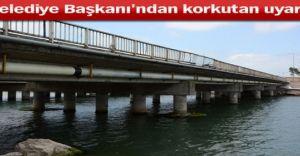 B.Çekmece Belediye Reisinden Uyarı: Köprü Çökecek!