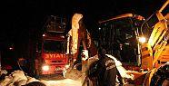 Bolu'da Büyük Yangın..6 Çadır Küle Döndü