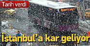 Bolu'da Etkili Kar Yağışı! Peki İstanbul'da Kar Ne Zaman Yağacak!