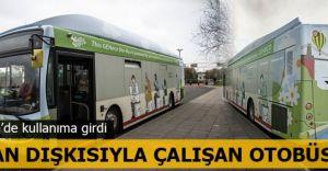 Bu Otobüs Yolcuların GAZI ve DIŞKISIYLA Çalışıyor