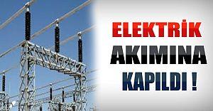 Çarşamba'da Elektrik Akımına Kapılan Hüseyin Kastal Hayatını Kaybetti!