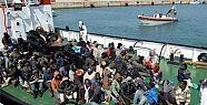 Gemide Müslüman Hristiyan Kavgası Çıktı 12 Kişi Denize Atıldı