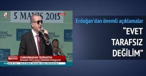 Erdoğan Tekirdağ Çıkarmasında HDP'yi Hedef Aldı