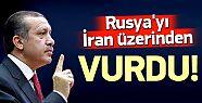 Cumhurbaşkanı Erdoğan'dan İran'a Sert Uyarı Rusya'ya Ahlak Dersi
