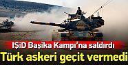 DEAŞ, Türkiye'nin Kuzey Irak'taki Başika Kampına Saldırdı