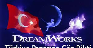 Dreamworks da Türkiye Pazarına Göz Dikti Ofis Açıyor!