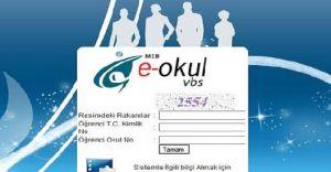 e-Okul Girişi İle Teşekkür ve Tahdir Hesaplama