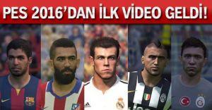 Futbol Tutkunlarına Müjde! PES 16'nın İlk Videosu Çıktı! İzleyin