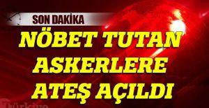 Gebze'de Askere Hain Saldırı!