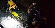 İçkinin Dozunu Kaçıran Suriye'li Düzce'de Köprüden Atladı