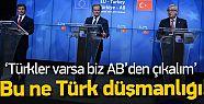 İtalyanlarda Türkiye Hazımsızlığı! Onlar Girerse Biz Çıkalım