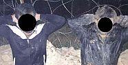 Kaçak Yollardan Antep'e Sızan 2 DEAŞ'lı Terörist Yakalandı!